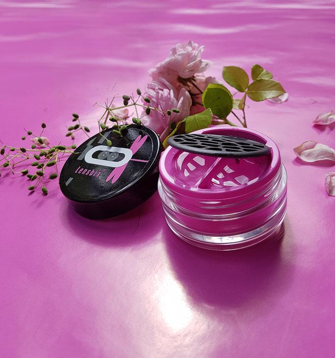 Lensbix mood - Geschenkidee für Romantiker / #Kontaktlinsenbehälter / #Kontaktlinsenbox / Behälter für  Kontaktlinsenaufbewahrung  in Geschenkverpackung
