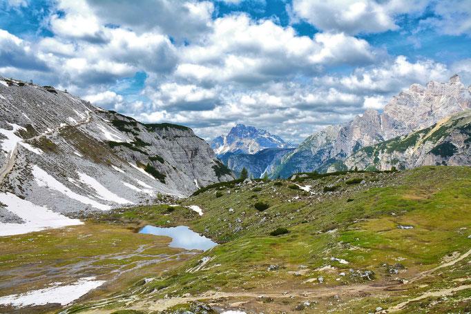 Dolomitenhöhenweg N°7
