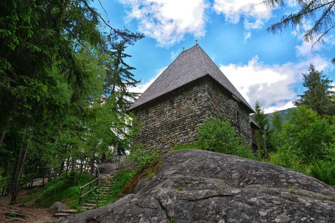 St. Franziskus Kapelle / Reinbachfall