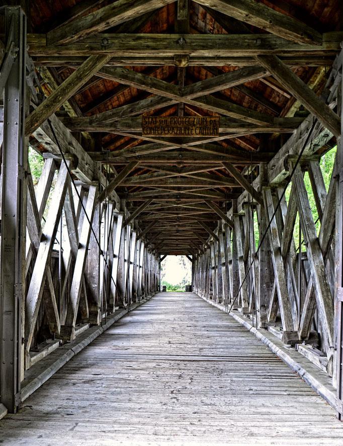 Russeinerbrücke / Graubünden - Schweiz