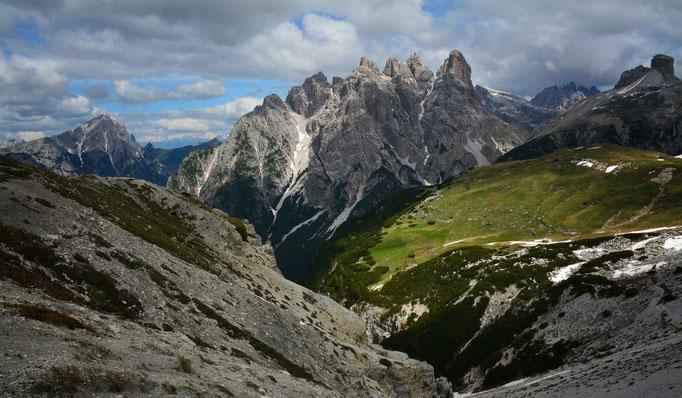 Dolomitenhöhenweg N°2