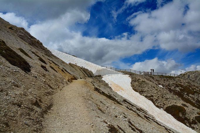 Dolomitenhöhenweg N°3