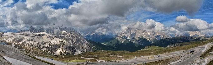 """Dolomitenhöhenweg N°9 / Parkplatz """"Drei Zinnen"""""""