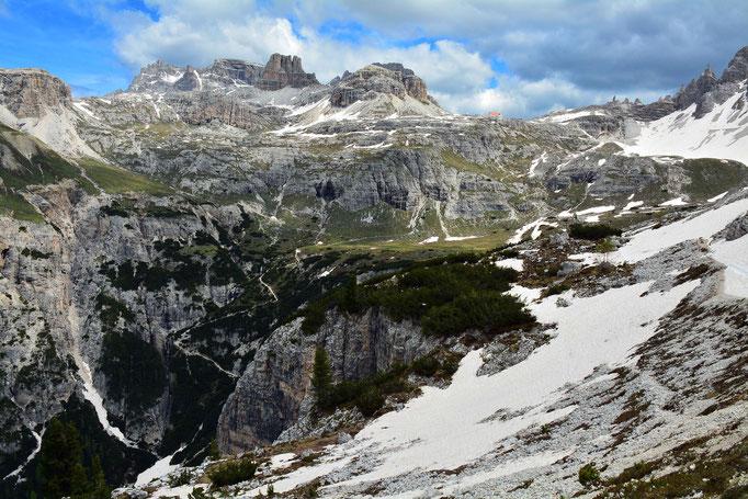 Dolomitenhöhenweg N°5