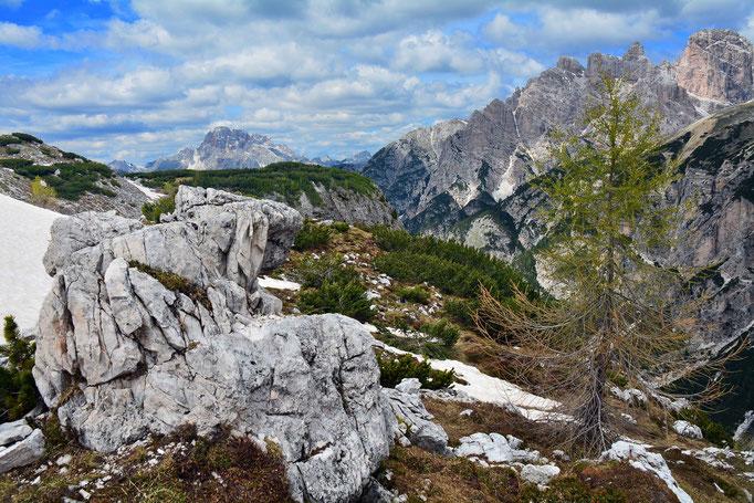 Dolomitenhöhenweg N°6