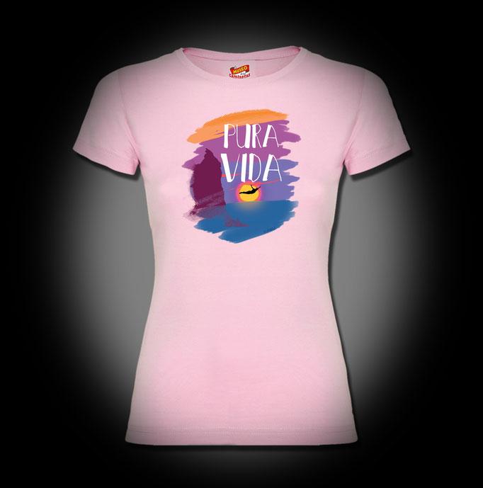 Pura-vida-Chema-Lajarinez-El-Museo-de-las-camisetas