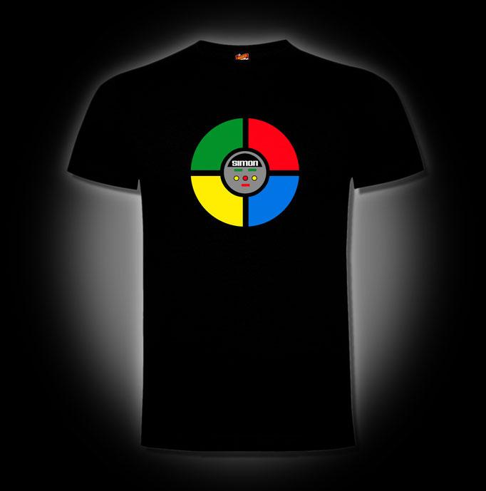 Simon-juego-Chema-Lajarinez-El-Museo-de-las-camisetas