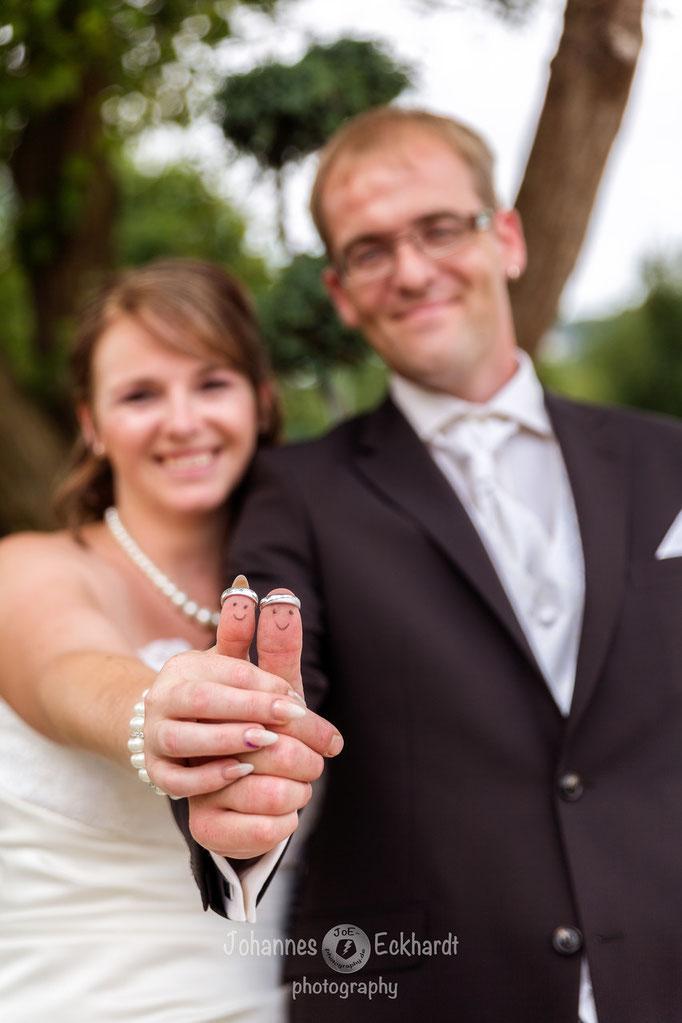 Hochzeitsshooting, August 2015