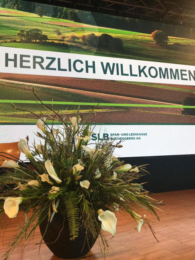Wirtschaftsforum der Spar- und Leihkasse Bucheggberg
