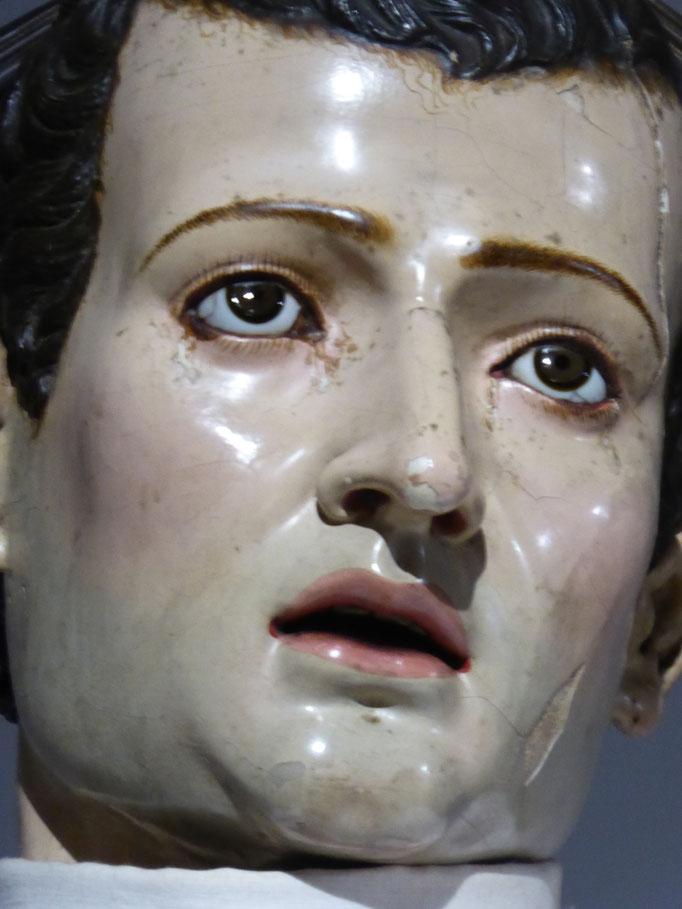 Gesichter Portugals, 2018. Fotoprint, limitierte Auflage von fünf Fotos, 30x40 cm © Christian Benz