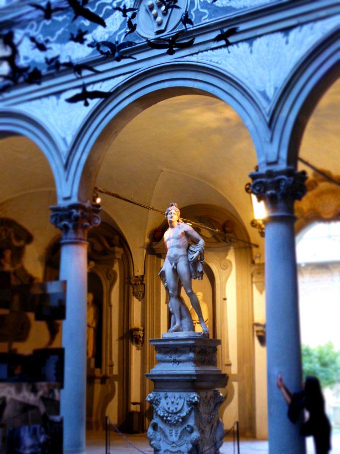Florenz, 2017. Fotoprint auf Papier 30x40cm