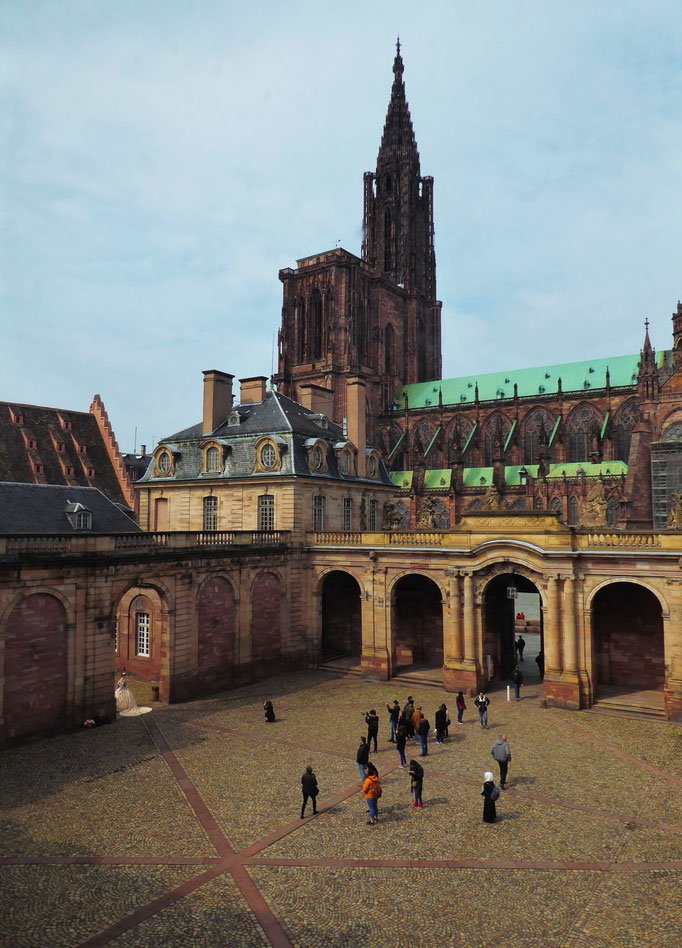 Straßburg, 2019. Fotoprint, limitierte Auflage von fünf Fotos, 30x40 cm © Christian Benz