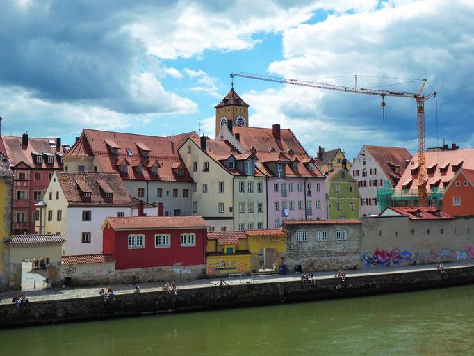 Regensburg, 2020. Fotoprint, limitierte Auflage von fünf Fotos, 30x40 cm © Christian Benz