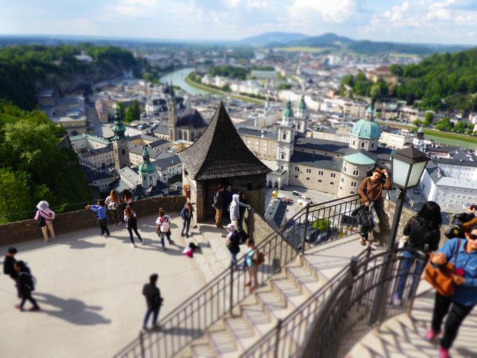 Salzburg, 2018. Fotoprint, limitierte Auflage von fünf Fotos, 30x40 cm © Christian Benz