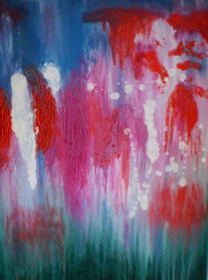 Underwater Love, 2005. Öl auf Leinwand, 60x80cm © Christian Benz