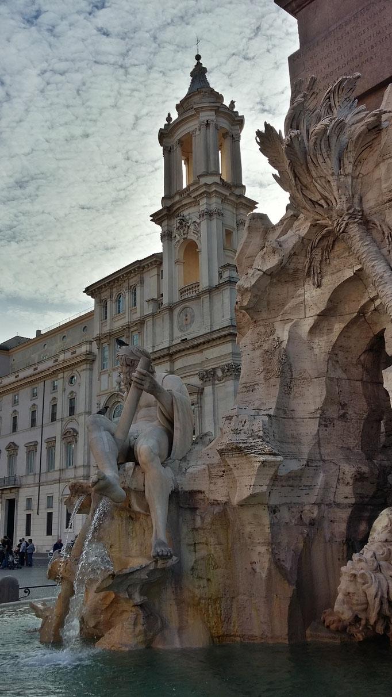 Rom, 2016. Fotoprint, limitierte Auflage von fünf Fotos, 30x40 cm © Christian Benz