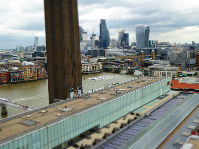 London, 2017. Fotoprint auf Papier 60x80cm