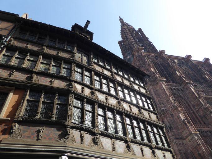 Straßburg, 2017. Fotoprint, limitierte Auflage von fünf Fotos, 30x40 cm © Christian Benz