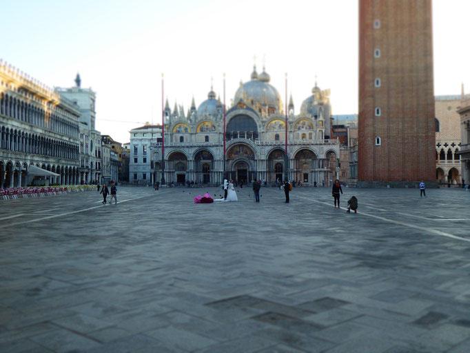 Venedig, 2017. Fotoprint, limitierte Auflage von fünf Fotos, 30x40 cm © Christian Benz