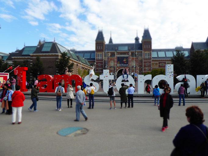 Amsterdam, 2017. Fotoprint 30x40