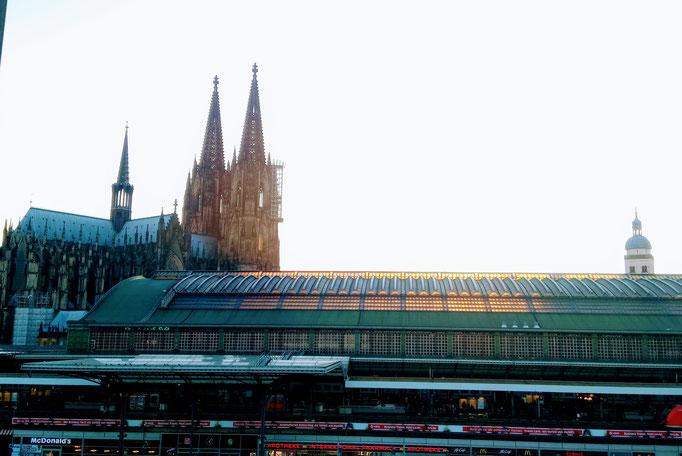 Köln, 2020. Fotoprint, limitierte Auflage von fünf Fotos, 30x40 cm © Christian Benz