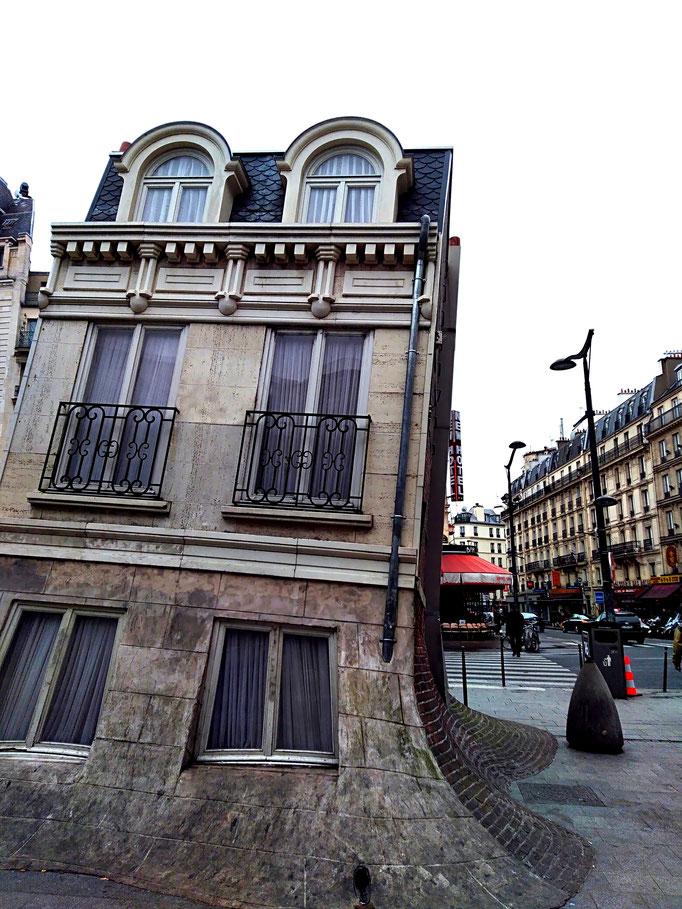 Paris, 2019. Fotoprint, limitierte Auflage von fünf Fotos, 30x40 cm © Christian Benz