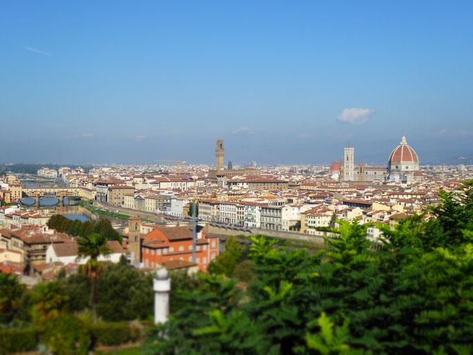 Florenz, 2017. Fotoprint, limitierte Auflage von fünf Fotos, 30x40 cm © Christian Benz