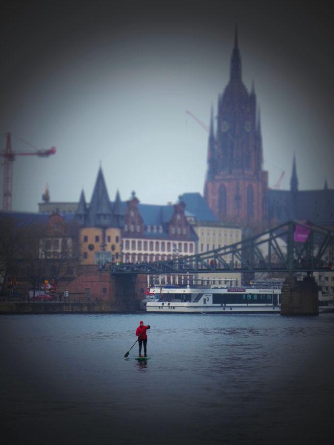 Frankfurt, 2017. Fotoprint 30x40