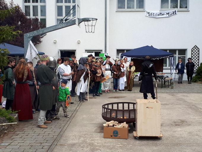 Mittelalter in der FÖS