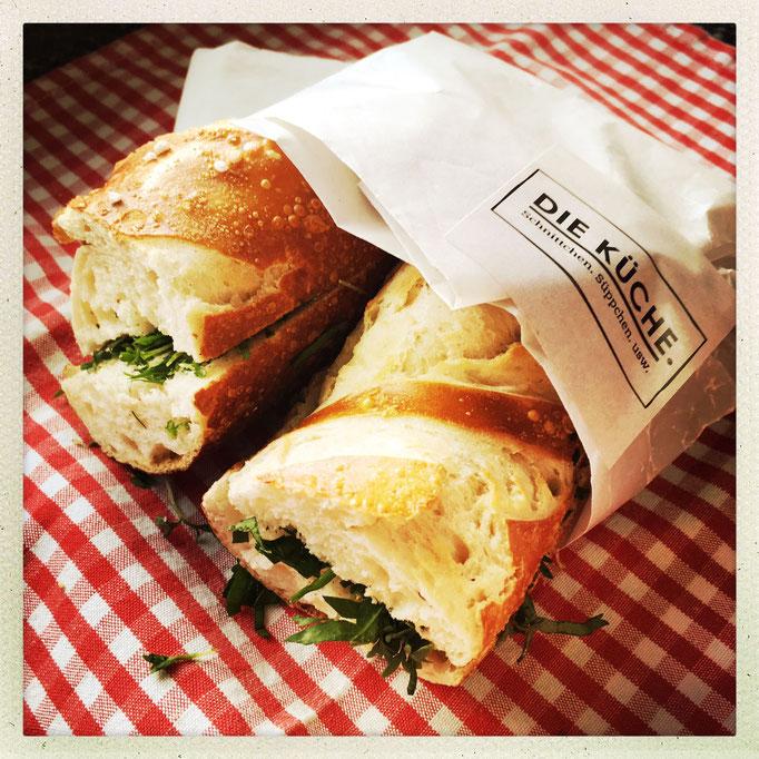 Sandwichbaguette
