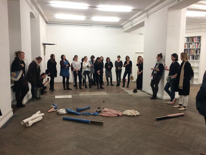 SALOON at Eigen und Art Lab, 2017