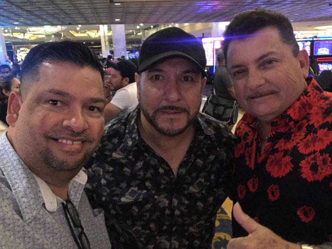 Con Jose Luis Terrazas (Montez de Durango) Y el Puma de Sinaloa