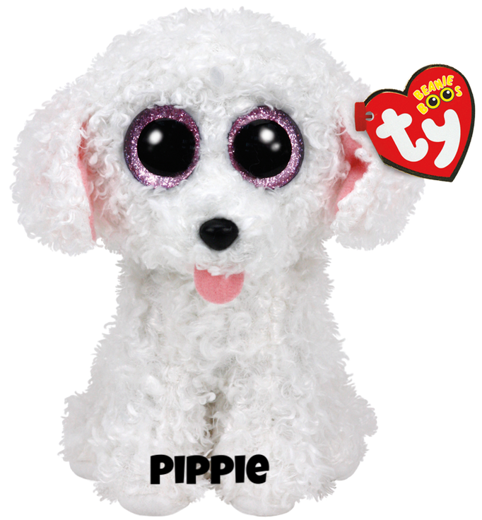 """Pippie is op 20 maart jarig. """"My eyes are big and filled with love / Your my heavenly star that fell from above."""""""