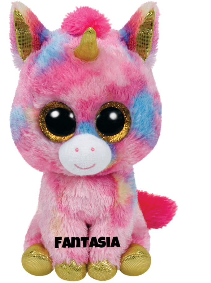 "Fantasia is op 8 mei jarig. ""Come close... I have a secret for you / I wish your dreams and wishes come true."""