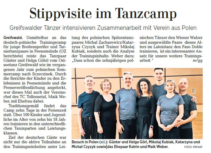 Veröffentlicht in der Ostseezeitung vom 26.07.2019