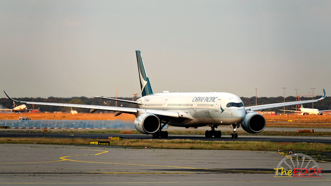 Cathay Pacific Airbus A350-900 B-LRF