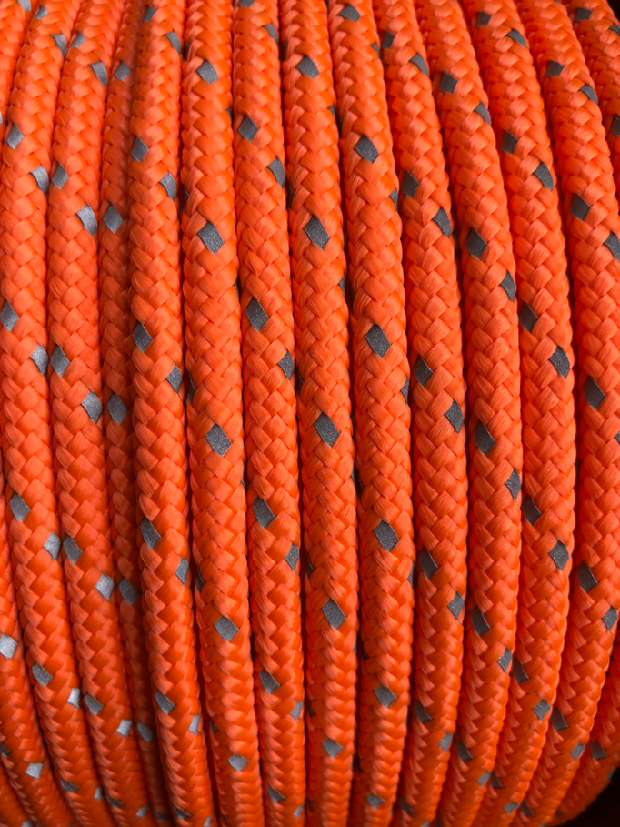 orange reflektierend