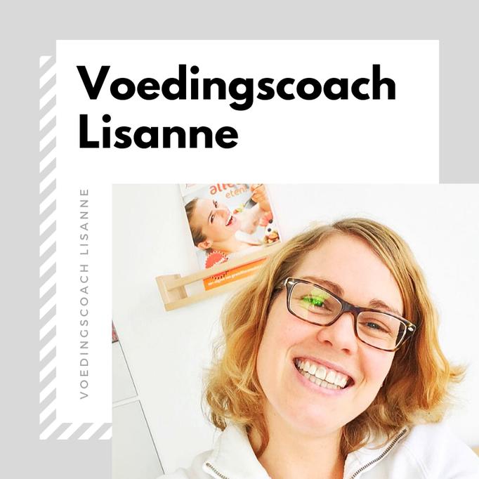 Over Voedingscoach Lisanne