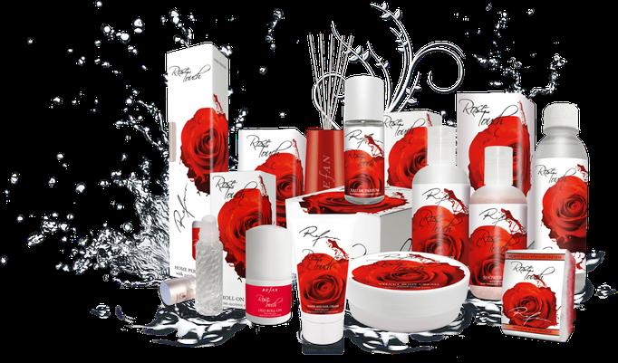 myRefan Rose Touch Pflegeset Refan