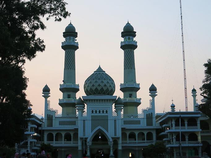 Alun Alun Platz in Malang