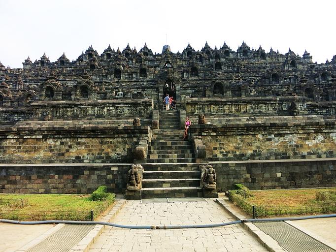 Tempel Borobudur