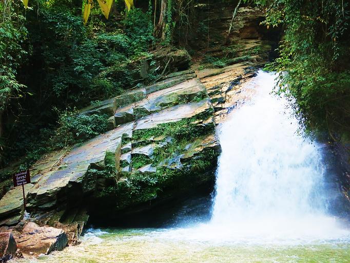 Wasserfall in der Nähe von Chiang Mai
