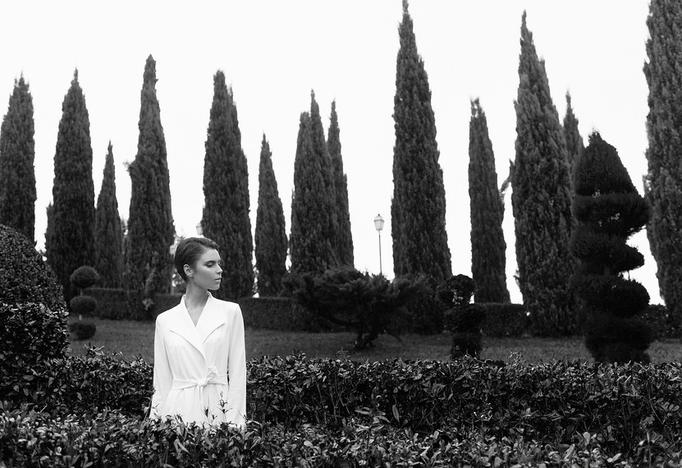 ixie for Doctor Zhivago by Mila P. foto by Felipe Gallego in Tenuta Ceccucci, Italy