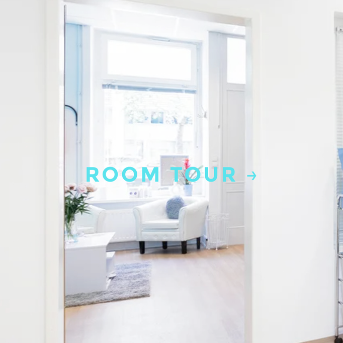 Room Tour Carousel Karussell Posting 3 Pictures Content for Cosmetic Studio