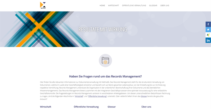 https://www.recordsmanagement.ch