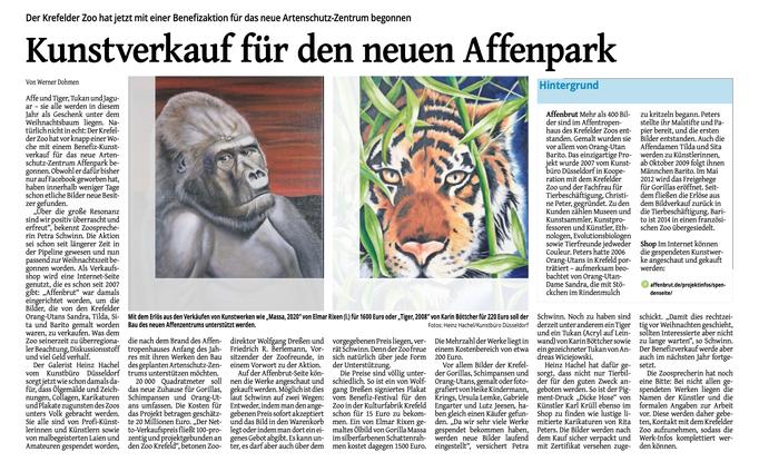 Westdeutsche Zeitung, 04.12.2020