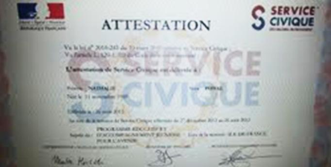 le service civique est un succ u00e8s   voici nos missions de l
