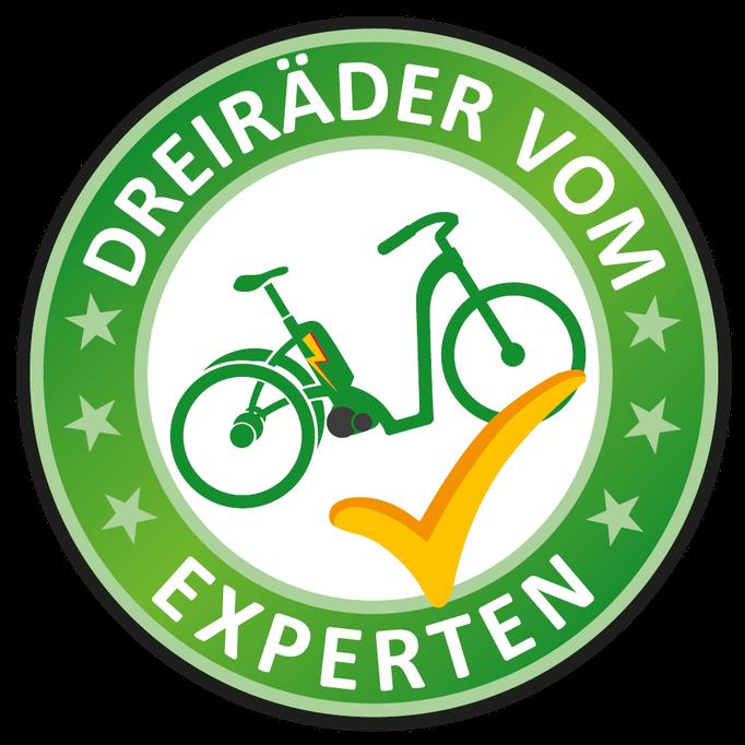 Dreiräder für Erwachsene vom Experten in Ihrer Nähe im Dreirad-Zentrum Halver