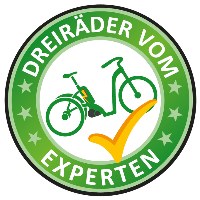 Dreiräder für Erwachsene vom Experten in Ihrer Nähe im Dreirad-Zentrum Hamm