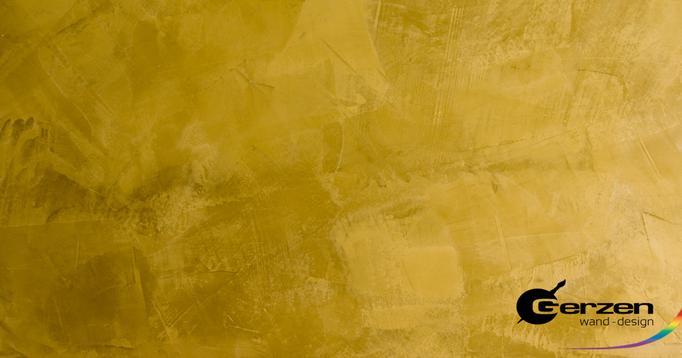 Wände mit Samteffekt - Samtoptik, Samt-Look von GERZEN wand-design
